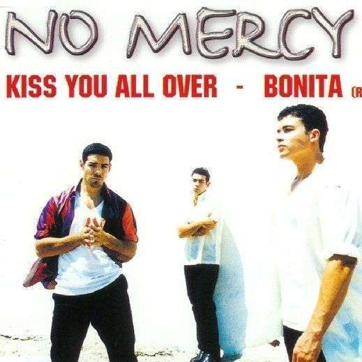 Coverafbeelding Kiss You All Over - No Mercy