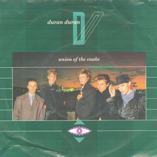 Coverafbeelding Union Of The Snake - Duran Duran
