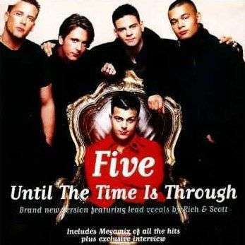 Coverafbeelding Until The Time Is Through - Five