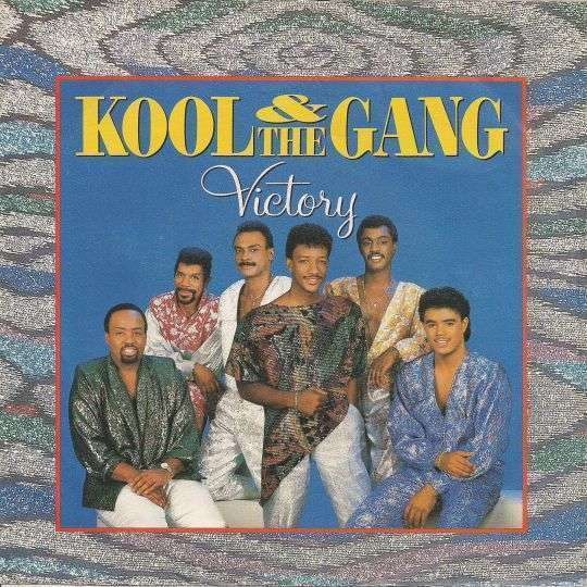 Coverafbeelding Victory - Kool & The Gang