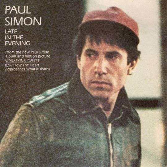 Coverafbeelding Paul Simon - Late In The Evening