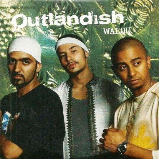 Coverafbeelding Walou - Outlandish