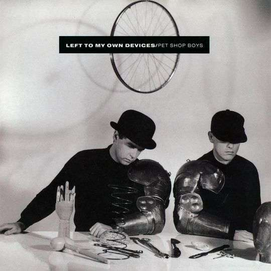 Coverafbeelding Left To My Own Devices - Pet Shop Boys