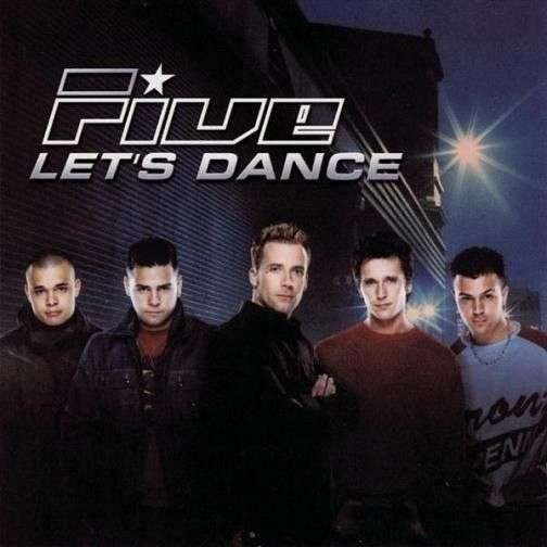 Coverafbeelding Let's Dance - Five
