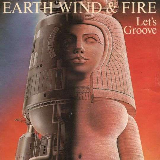Coverafbeelding Let's Groove - Earth Wind & Fire