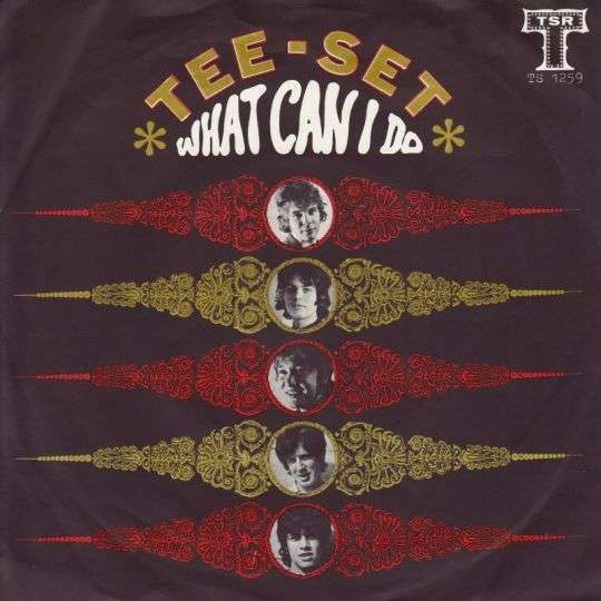 Coverafbeelding What Can I Do - Tee-Set