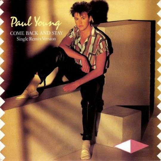 Coverafbeelding Come Back And Stay - Paul Young