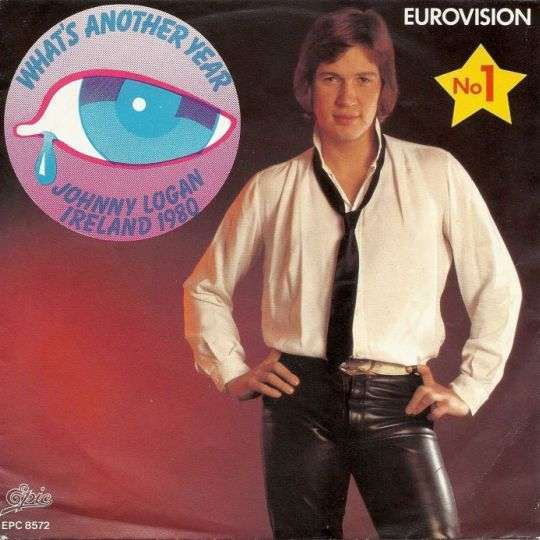 Coverafbeelding What's Another Year - Johnny Logan