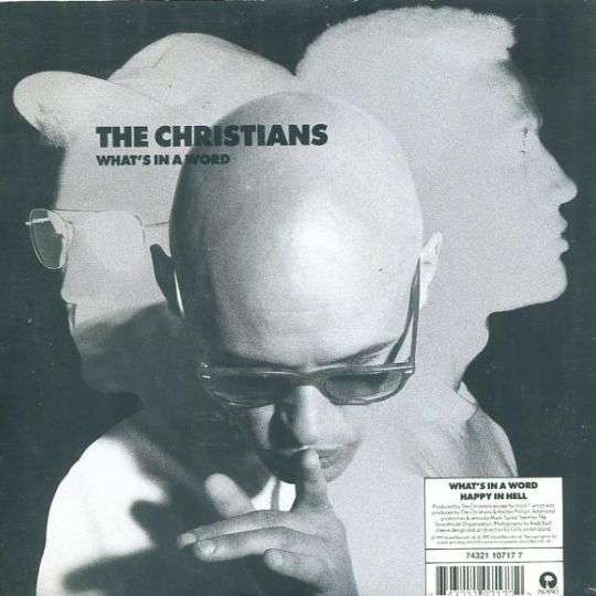 Coverafbeelding What's In A Word - The Christians