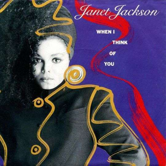 Coverafbeelding When I Think Of You - Janet Jackson
