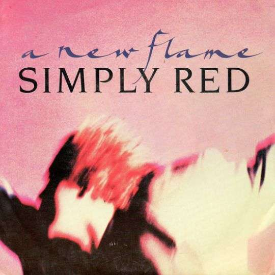 Coverafbeelding A New Flame - Simply Red