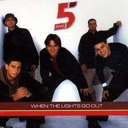 Coverafbeelding When The Lights Go Out - Five