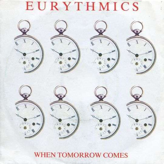 Coverafbeelding When Tomorrow Comes - Eurythmics