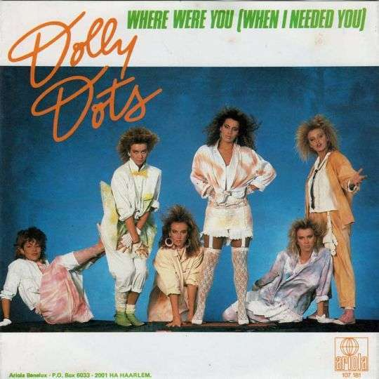 Coverafbeelding Where Were You (When I Needed You) - Dolly Dots