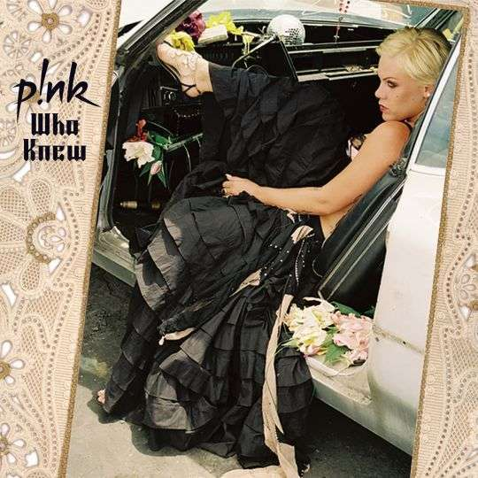 Coverafbeelding Who Knew - P!nk