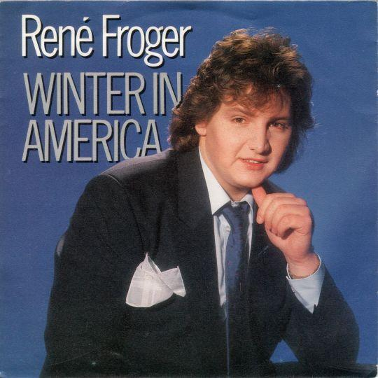 Coverafbeelding Winter In America - René Froger