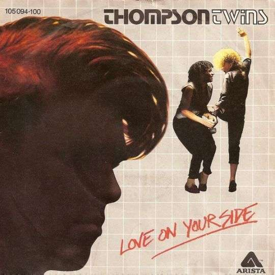 Coverafbeelding Love On Your Side - Thompson Twins