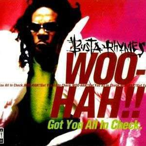 Coverafbeelding Woo-Hah!! Got You All In Check - Busta Rhymes