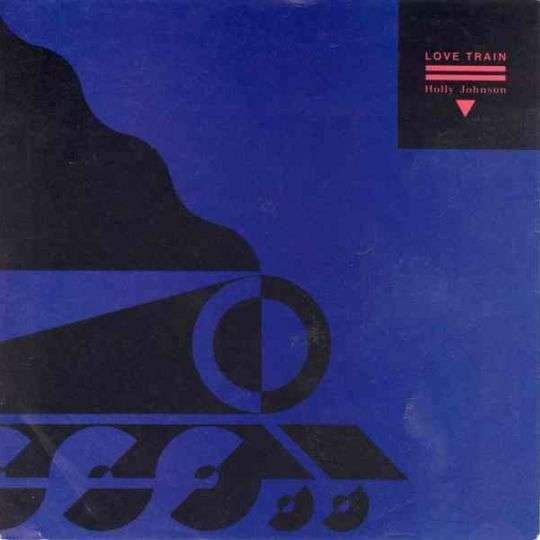 Coverafbeelding Love Train - Holly Johnson