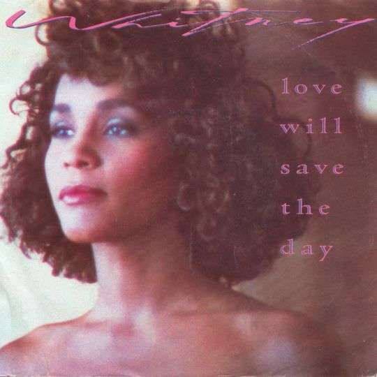 Coverafbeelding Love Will Save The Day - Whitney