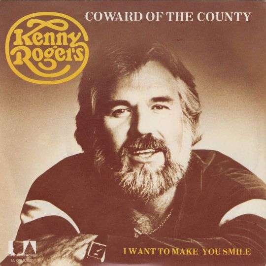 Coverafbeelding Kenny Rogers - Coward Of The County