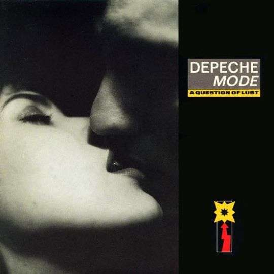 Coverafbeelding A Question Of Lust - Depeche Mode