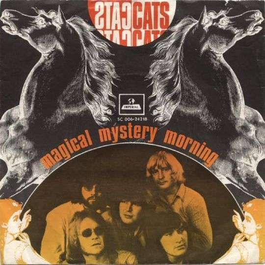 Coverafbeelding Magical Mystery Morning - Cats