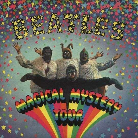 Coverafbeelding Magical Mystery Tour - Beatles