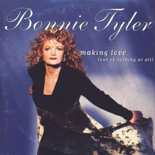 Coverafbeelding Making Love (Out Of Nothing At All) - Bonnie Tyler