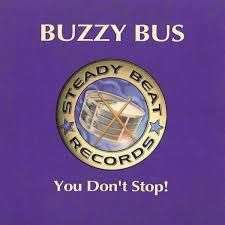 Coverafbeelding You Don't Stop! - Buzzy Bus