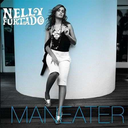 Coverafbeelding Maneater - Nelly Furtado