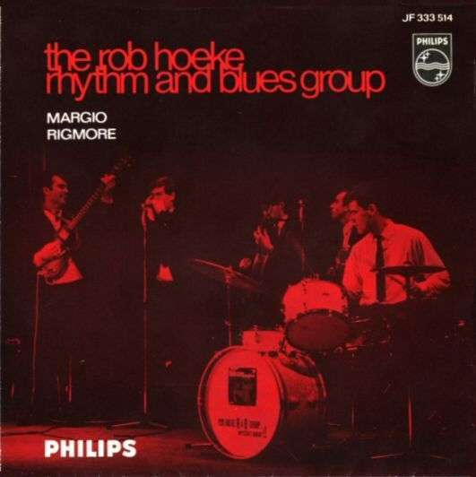 Coverafbeelding The Rob Hoeke Rhythm and Blues Group - Margio