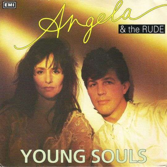 Coverafbeelding Young Souls - Angela & The Rude