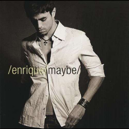 Coverafbeelding Maybe - Enrique