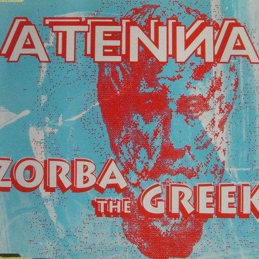 Coverafbeelding Atenna - Zorba The Greek