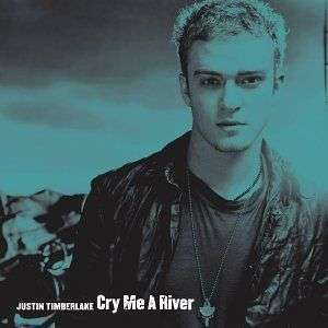 Coverafbeelding Cry Me A River - Justin Timberlake