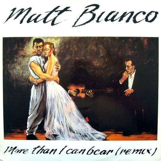 Coverafbeelding More Than I Can Bear (Remix) - Matt Bianco