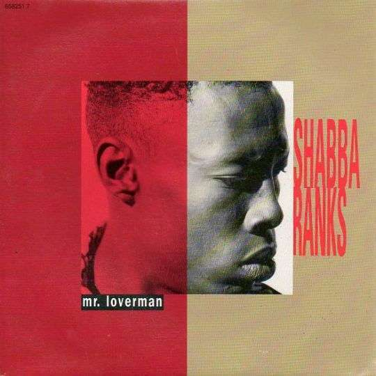 Coverafbeelding Mr. Loverman - Shabba Ranks