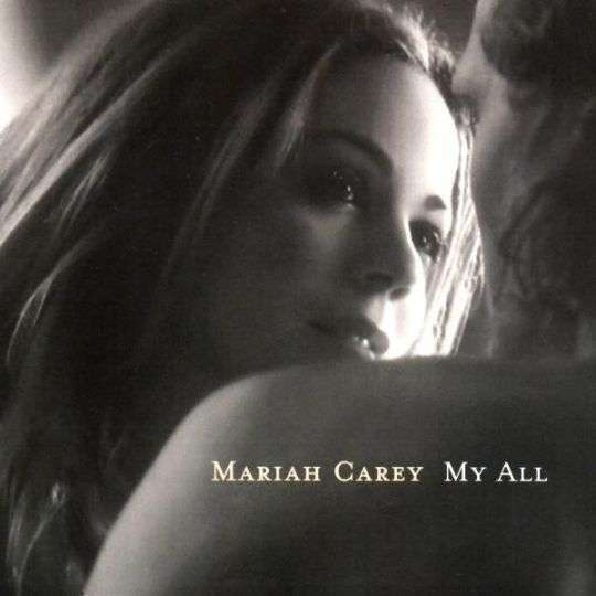 Coverafbeelding My All - Mariah Carey