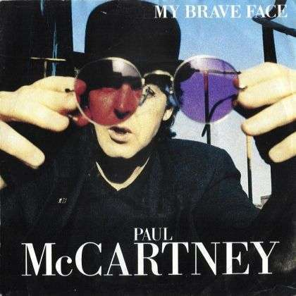 Coverafbeelding My Brave Face - Paul Mccartney