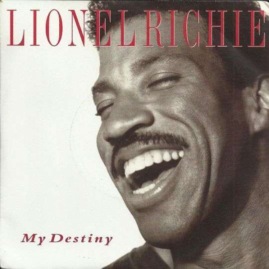 Coverafbeelding My Destiny - Lionel Richie