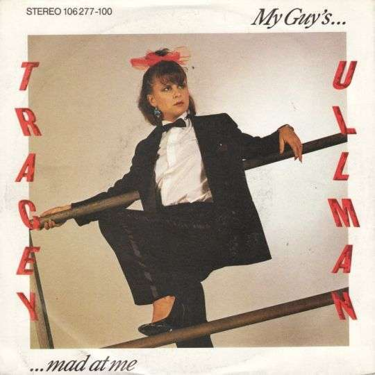 Coverafbeelding My Guy's... ...mad At Me - Tracey Ullman