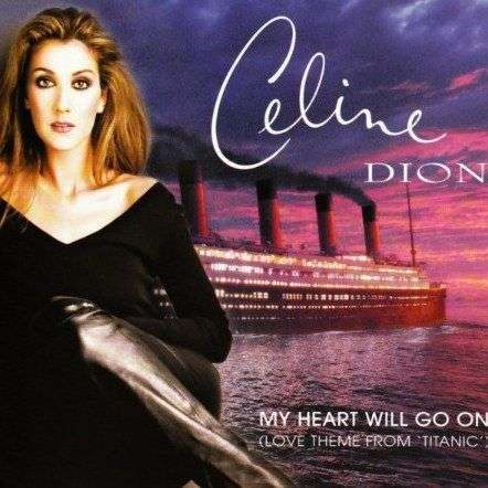 Coverafbeelding My Heart Will Go On (Love Theme From 'titanic') - Celine Dion