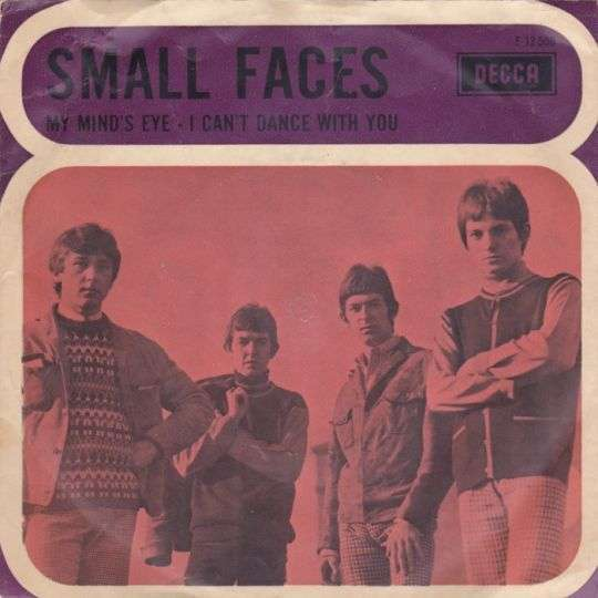 Coverafbeelding My Mind's Eye - Small Faces