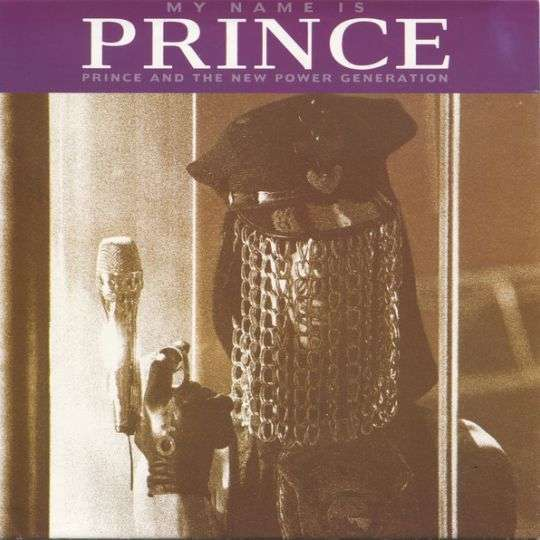 Coverafbeelding My Name Is Prince - Prince And The New Power Generation