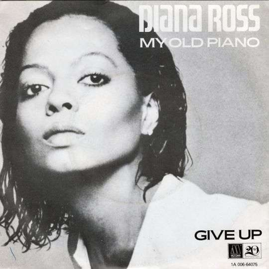 Coverafbeelding My Old Piano - Diana Ross