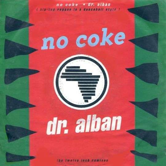 Coverafbeelding No Coke - Dr. Alban