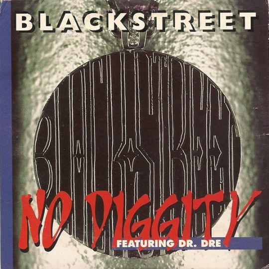 Coverafbeelding Blackstreet featuring Dr. Dre - No Diggity