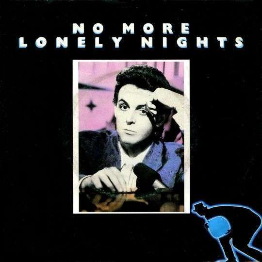 Coverafbeelding No More Lonely Nights - Paul Mccartney