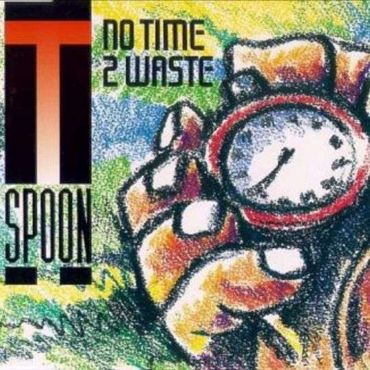 Coverafbeelding No Time 2 Waste - T-Spoon